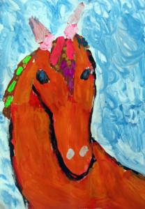 horse992