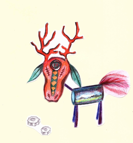 small_deer